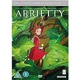 Arrietty 借りぐらしのアリエッティ 英語版  (Pal/Reg. 2) [DVD] [Import]