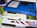 Nicholas Sparks (3 Novels)The Lucky One,At First Sight,True Believers