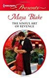 The Sinful Art of Revenge, Maya Blake, 0373131429
