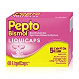 Pepto Bismol 48 Liquicaps - Rapid Relief From