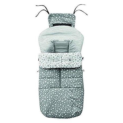 Janè - Saco invernal Nest Plus para cochecitos de bebé Star: Amazon ...