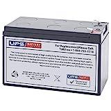 APC Back-UPS ES 550VA Compatible Battery by UPSBatteryCenter®