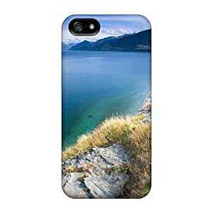 Snap-on Bay Queenstown New Zeal Case Cover Skin Compatible With Iphone 5/5s