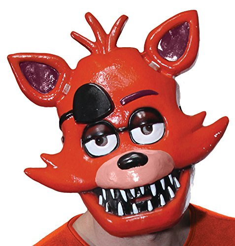 Five Nights at Freddy's Foxy Child's Half Mask - http://coolthings.us