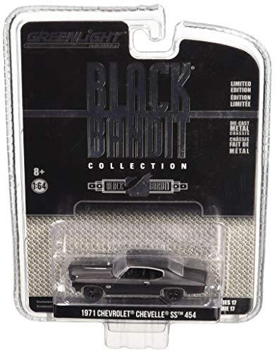 (1/64 1971 Chevrolet Chevelle SS 454 , Black Bandit Series)