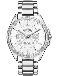 Womens Tristen 14502469 Signature Stainless Bracelet Glitz Watch
