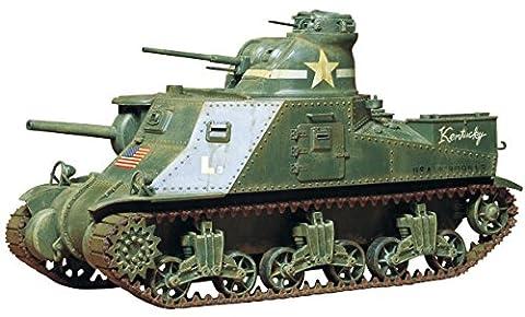 Tamiya 1/35 Military Miniature Series No.39 US Army M3 Lee Mk.I tank plastic model 35039 (M3 Lee Tank Model)