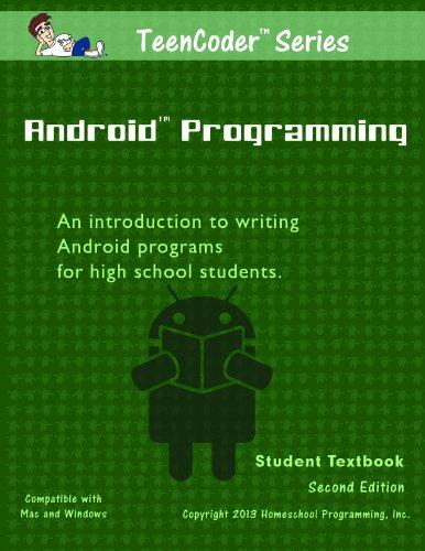 TeenCoder: Android Programming - Teencoder Java Programming