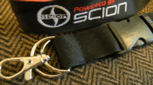 embroidered-scion-id-clip-key-chain-key-ring-lanyard-quick-release
