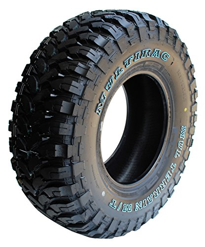Multitrac Mul Terrain All-Terrain Mud Radial Tire - LT235/75R15 101Q