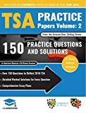 TSA Practice Papers Volume Two: 3 Full Mock Papers, 300 Questions in the style of the TSA, Detailed Worked Solutions for Every Question, Thinking...