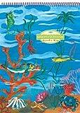 : eeBoo Fish Sketchbook