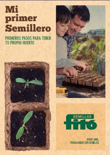 Semillas Fitó - Mi primer semillero: Amazon.es: Hogar