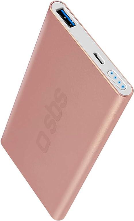 SBS TTBB5000ALP Polímero de Litio 5000mAh Oro Rosado batería ...