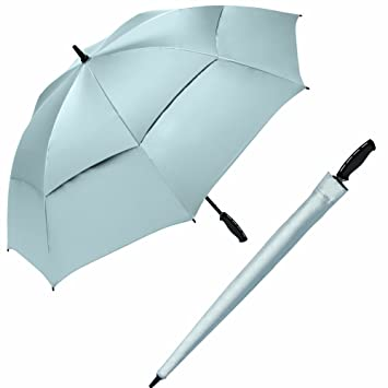 ShedRays by ShedRain 3148 Silver 62-Inch Arc Manual Open vented Golf Umbrella with UPF  sc 1 st  Amazon.com & Amazon.com : ShedRays by ShedRain 3148 Silver 62-Inch Arc Manual ...