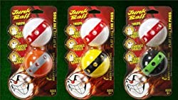 The Original Junk Ball Baseball - New 2015 Edition Multiple Colors - 2 Pack Of Balls