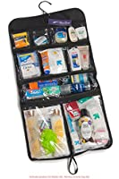 Expert Traveler Hanging Toiletry Bag - Designed By Travelers for Travelers