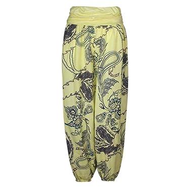 GNYD - Pantalón de chándal para Mujer, con piernas Anchas y ...