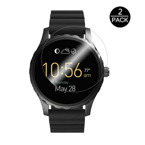 Amazon.com: For Fossil Q Marshal Explosion-Proof Screen ...