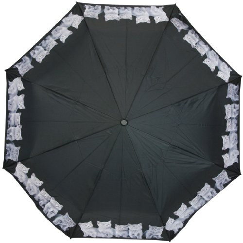 PealRa Grey Cats Super Mini Umbrella Review