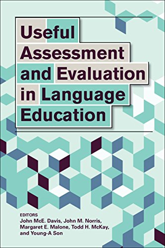 Useful Assessment and Evaluation in Language Education (Georgetown University Round Table on Languages and Linguistics series)