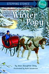Winter Pony (A Stepping Stone Book(TM)) Library Binding