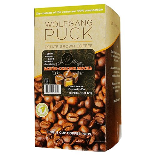 Chocolate Flavored Kona Coffee Blend Soft Coffee Pods For