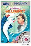The Incredible Mr. Limpet (Mini DVD) Image