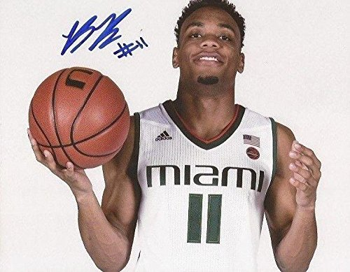 Bruce Brown signed Miami Hurricanes 8x10 photo autographed Canes NBA Draft  3 - Autographed College Photos at Amazon s Sports Collectibles Store d9daad212