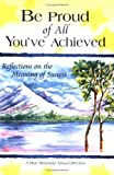 Be Proud of All You've Achieved, Blue Mountain Arts® Collection Staff, 0883963744