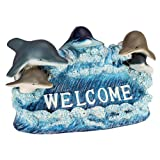 Design Toscano Dolphin Welcome Statue Review