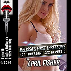 Melissa's First Threesome