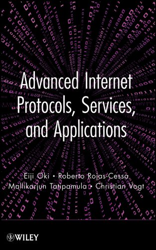 Download Advanced Internet Protocols, Services, and Applications Pdf