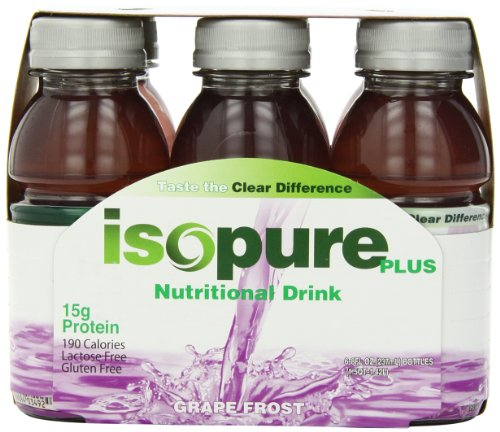 grape isopure - 3