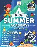 Kids Summer Academy by ArgoPrep - Grades 6-7: 12