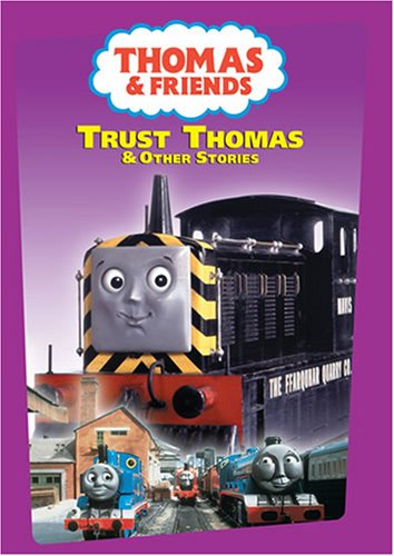 (Thomas and Friends: Trust Thomas)