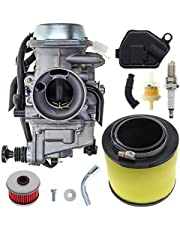 AUTOKAY Carburetor for Honda Fourtrax Rancher 300 350 TRX350 Foreman 450 2000-2006
