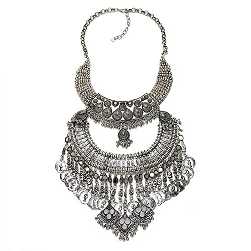zhenhui-bohemia-silver-tone-long-boho-statement-necklace-with-coin-tassel-for-women