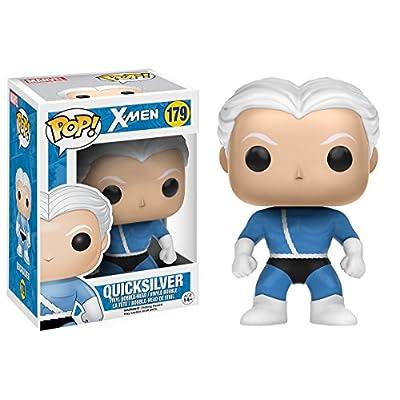Funko X-Men Quicksilver Pop Marvel Figure: Funko Pop! Marvel:: Toys & Games