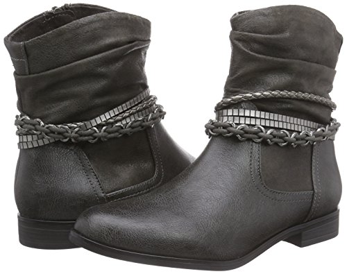 207 Short Boots Classic Cold 25303 Length Tamaris Comb Women's Mehrfarbig anthraci Lined coloured Multi UwxqgRWOYn