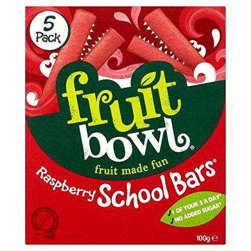 Fruit Bowl School Bars Raspberry - 100g