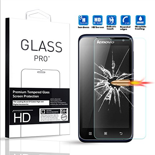 Tempered Glass Screen Protector for Lenovo A526 - 2