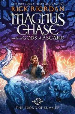 Rick Riordan: Magnus Chase And The Gods Of