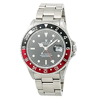 Rolex GMT Master II Automatic-self-Wind Male Watch 116710 (Certified Pre-Owned) from Rolex