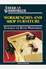 Workbenches and Shop Furniture (Workshop Companion) Paperback