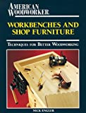 Workbenches and Shop Furniture, Nick Engler, 0762102233