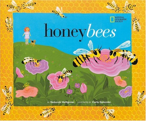 Honeybees: Jump into Science PDF