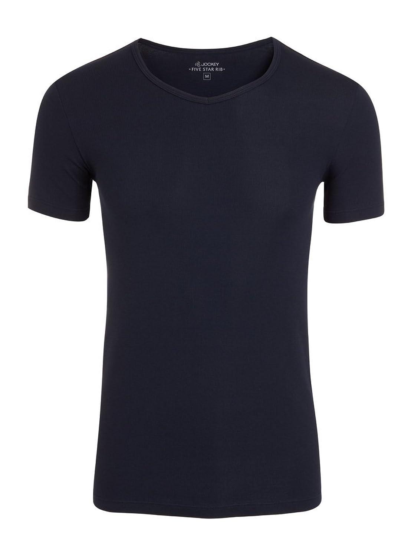 Jockey T-Shirt 2020 im 4er Pack S bis 2XL White und Navy