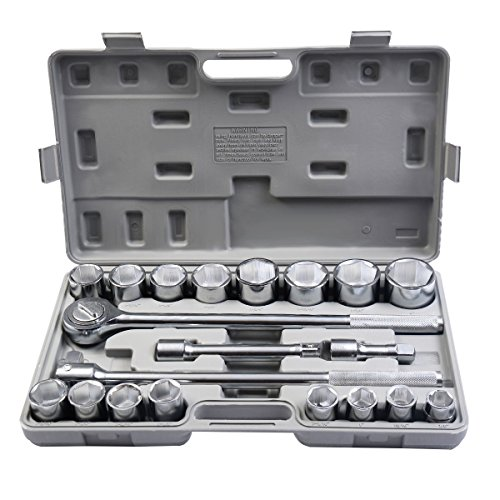 3 4 Inch Drive Socket Set - 5