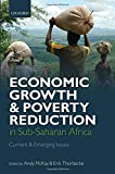 img - for Economic Growth and Poverty Reduction in Sub-Saharan Africa: Current and Emerging Issues book / textbook / text book
